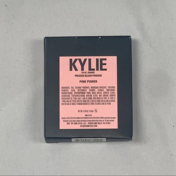 Kylie Cosmetics Other - Kylie Pink Power Blush, Brand New